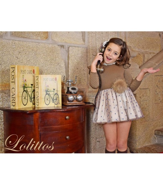 Ropa de niña online - Vestidos de niña (3) - El Armario de Carlota 569516ed891