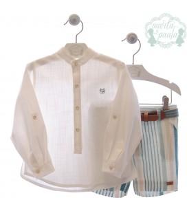 Conjunto de camisa y pantalón, Colección Klimt