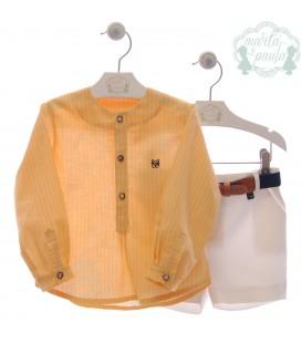 Conjunto de camisa y pantalón, Colección